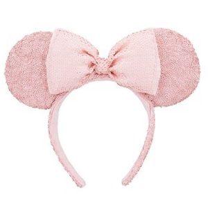 Millennial Pink Minnie Ears